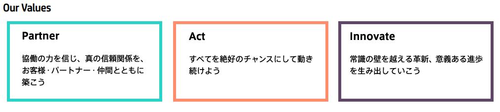 ヒューレット パッカード 日本